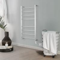 Buy cheap Pratical Modern Stainless Steel Wall Mounted Electric Heated  Towel Rack from wholesalers