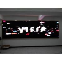 Buy cheap Colorful P5 LED Advertising Display 1300cd/sqm Brightness 120° Viewing Angle from wholesalers
