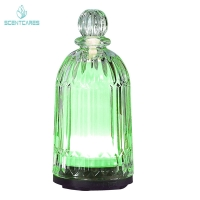 Buy cheap Office 120ml 3D Glass Ultrasonic Aromatherapy Diffuser from wholesalers