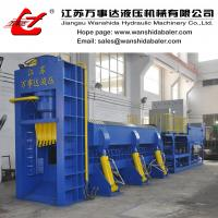 Buy cheap Automatic Hms Shear Baler Scrap Car Press Machine from wholesalers