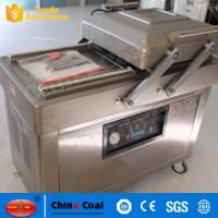 Buy cheap Hot Sale DZ600/2C Double Chamber Vacuum Packer For Food from wholesalers