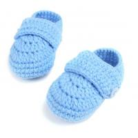 Buy cheap Cotton Cable Knit Baby Boot Socks from wholesalers