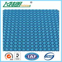 Buy cheap Portable Recycled Rubber Tile Interlocking Gym Flooring Outdoor Basketball Court Floor from wholesalers