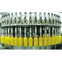 Buy cheap Carbonated Soft Drink Filling Machine , Aluminum Tin Can Gas Beverage Production Line from wholesalers