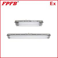 Buy cheap BYS explosion proof anticorrosive full plastic fluorescent lamp from wholesalers