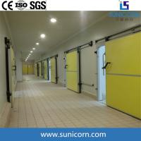 Buy cheap Fruit / Flower Commercial Cold Room With Painted Galvanized Steel Sheet from wholesalers