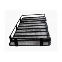 Buy cheap 4X4 Universal Roof Rack Cargo Baskets Steel Material For Toyota Land Cruiser 80 Series from wholesalers