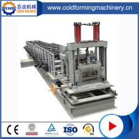 Buy cheap Cangzhou High Speed Aluminium Z Purlin Manufacturing Machinery from wholesalers