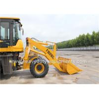 Buy cheap T926L SINOMTP Mini Wheel Loader With 0.5-0.7m3 Bucket 1 Ton Loading Capacity product