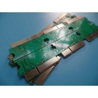 Buy cheap Gold Finger Edge Connector Multilayer Pcb , Customized 1.6mm Pcb 4 Layer from wholesalers