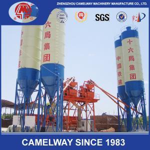 Buy cheap HZS25 Concrete Batching Plant, Concrete Mixing Plant, Ready Mixed Concrete Mixing Plant,RMC Batch Plant for Sale product