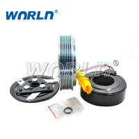 Buy cheap 6PK Car Ac Compressor Clutch For Peugeot 408 EMBR.CI / PG SD6V12-1438 from wholesalers