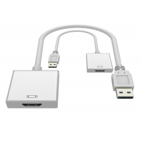 Buy cheap 1080P USB To HDMI 220mm Converter Adapter Cable from wholesalers