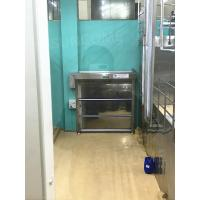 Buy cheap Energy Saving Industrial High Speed Door Cleaning Room Touching Panel For Outside from wholesalers