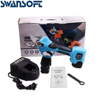 Buy cheap Swansoft Finger Protection Secateurs Battery Operated Scissor 2.5CM Battery Powered Orchard Pruner With High Quality from wholesalers