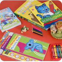 Buy cheap Art Paper Full Color Custom Coloring Book Printing for Children  from wholesalers