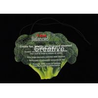 Buy cheap Custom Printed Garment Paper Hang Tags For Clothing , CMYK Paper Tags product