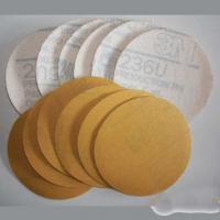 Buy cheap 3m 236U acrylic polish paper disc / Abrasive Paper / Sanding paper product