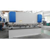 Buy cheap 2 Axes Sheet Metal Cutting And Bending MachineNC 4.5KW Servo Motor Drive from wholesalers