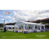Buy cheap Hot Sale Transparent Wedding Tent With Clear Roof Cover With Furniture from wholesalers