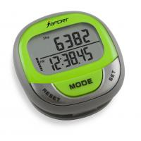Buy cheap 3D pedometer step counter from wholesalers
