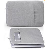 Buy cheap Grey 14 Inch Neoprene Laptop Sleeve Custom With Personalised from wholesalers