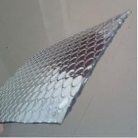 Buy cheap Metalised Foil Single Air Bubble Wrap Heat Insulation 3-4mm Thickness from wholesalers