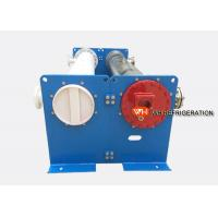 Buy cheap 316L Stainless Steel Industrial Heat Exchanger For Screw Water Chiller from wholesalers