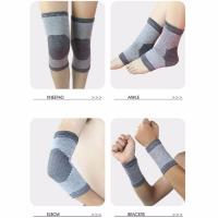 Buy cheap Bamboo Charcoal Knee Support Elastic Compression Sleeve( 1 Pair) from wholesalers
