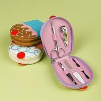 Buy cheap 2012 Shinning bling bling pouch nail care tools from wholesalers