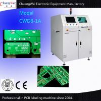 Buy cheap A5 Motor Series PCB Labeling Machine Apply Labels On Top Of Components from wholesalers