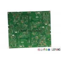 Buy cheap Security Control Circuit Board PCB Printed Circuit Board with ISO9001 from wholesalers