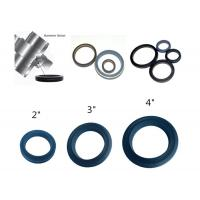 Buy cheap Professional Custom Rubber Products BUNA Hammer Union Seals For Industrial Use from wholesalers