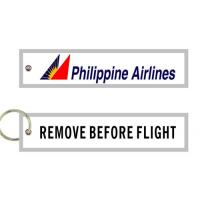Buy cheap Remove Before Flight Philippine Airlines Keychain from wholesalers