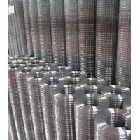 Buy cheap Stainless Steel Welded Wire Mesh Used In Mining, Petroleum, Chemical And Food Industry from wholesalers