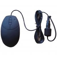 Buy cheap IP68 waterproof nano silver antibacterial optical medical mouse with USB cap from wholesalers