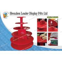 Buy cheap Advertising Double Flute Corrugated Cardboard Cupcake Stand , Tiered Cake Stand from wholesalers