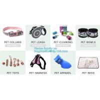Buy cheap DOG ACCESSORIES, DOG PAW CLEANER, PET PAD, PET LEASH& COLLAR, DOG HARNESS, PET CARRIER BAGS, PET LEASH, PET CLEANING TOY from wholesalers