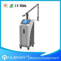 Buy cheap Lastest co2 laser!!! laser co2 machine with fractional co2 laser beauty machine from wholesalers