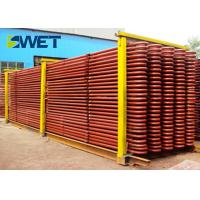 Buy cheap Oval Finned Tube Economizer, Power Plant Waste Heat Industrial Boiler Parts from wholesalers