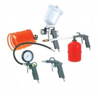 Buy cheap 5pcs Air Tools Kir Gravity Feed Type from wholesalers