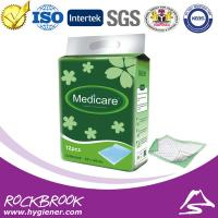 Buy cheap Hospital Disposable Underpad Manufacturer, Incontinence Bed Pad, Disposable Medical Underpad  Pet pad from wholesalers