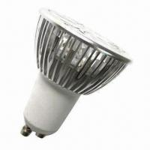 Buy cheap PAR16 GU10 3 x 1W LED Spotlight Bulb with Profile Aluminum Feature from wholesalers