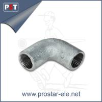 Buy cheap BS4568 Malleable Solid Elbow from wholesalers