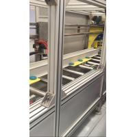 Automatic Bus Bar Assembly Machine For Gripping Clinching Busbar Trunking System