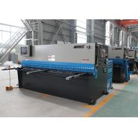 Buy cheap Automatic Sheet Metal Cutting Hydraulic Shearing Machines 18.5KW Motor Power from wholesalers