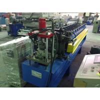 PLC Control Steel Stud Roll Forming Machine For 0.8 - 1.2mm Aluminium Steel