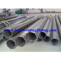 Buy cheap Round 2205 Duplex Stainless Steel Tubing ASTM A790 Galvanized Steel Pipe from wholesalers