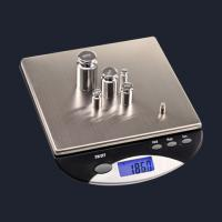 Buy cheap Electronic Kitchen Scale Standard Weight Auto Calibration from wholesalers
