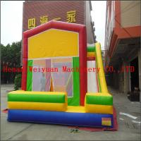Buy cheap Commercial Inflatable funcity for kids/Inflatable amusement park/inflatable castle from wholesalers